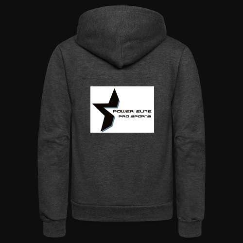 Star of the Power Elite - Unisex Fleece Zip Hoodie
