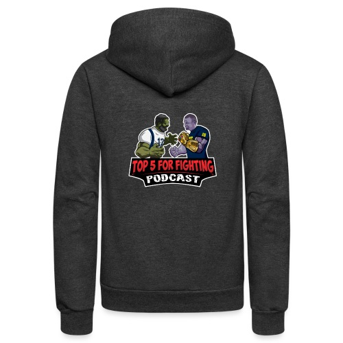 Top 5 for Fighting Logo - Unisex Fleece Zip Hoodie