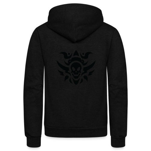 tattoo PNG5487 - Unisex Fleece Zip Hoodie
