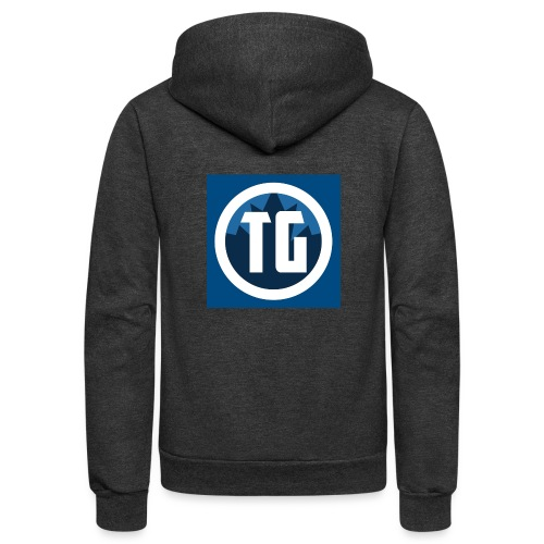 Typical gamer - Unisex Fleece Zip Hoodie