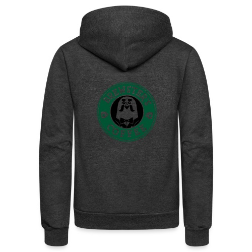 Brewster's Coffee - Unisex Fleece Zip Hoodie