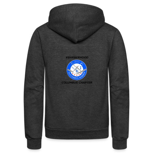 SB Columbus Chapter - Unisex Fleece Zip Hoodie