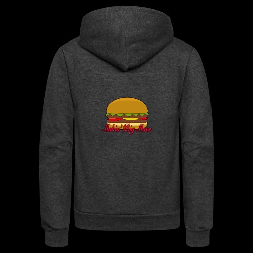 Makin Big Macs - Unisex Fleece Zip Hoodie