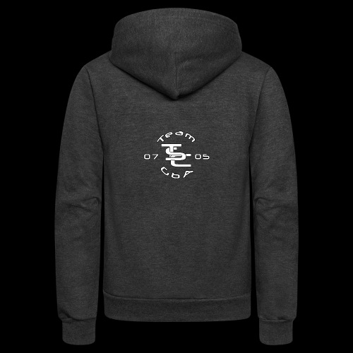 TSC Interlocked - Unisex Fleece Zip Hoodie
