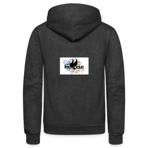 Freedove Gear and Accessories - Unisex Fleece Zip Hoodie