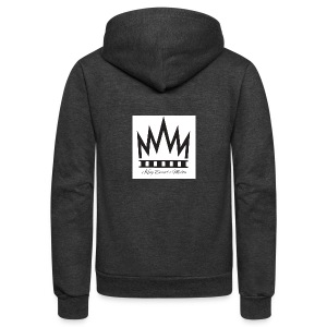 King David - Unisex Fleece Zip Hoodie