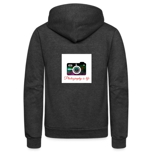 Photography - Unisex Fleece Zip Hoodie