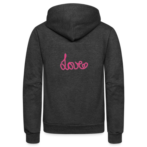 LOVE Susi - Unisex Fleece Zip Hoodie