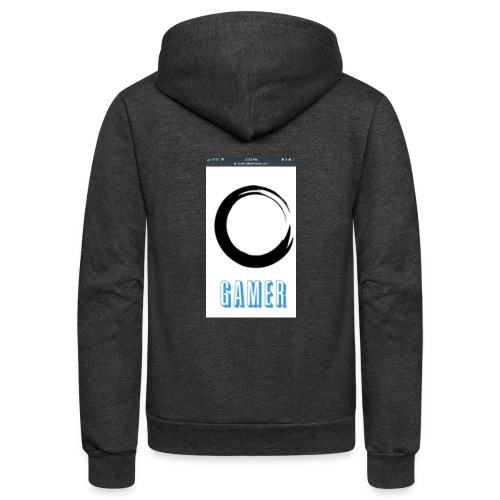 Caedens merch store - Unisex Fleece Zip Hoodie
