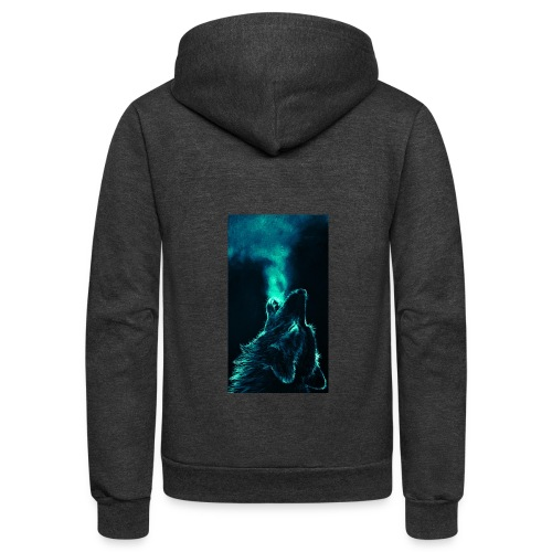 Jacob and carson new merch - Unisex Fleece Zip Hoodie