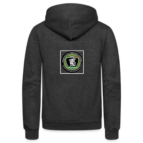 Its for a fundraiser - Unisex Fleece Zip Hoodie