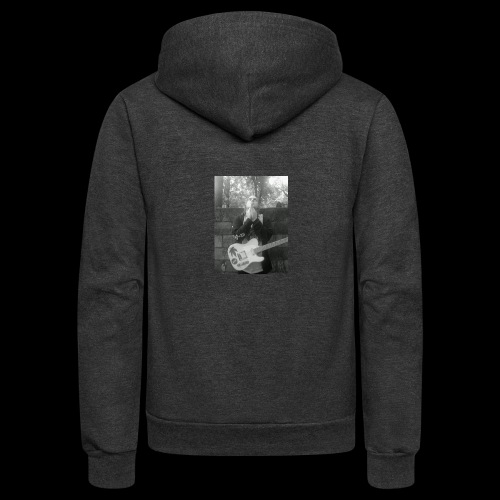 The Power of Prayer - Unisex Fleece Zip Hoodie