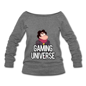 Gaming Universe SU T-Shirt - Women's Wideneck Sweatshirt
