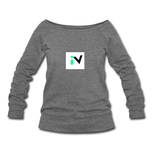 Isaac Velarde merch - Women's Wideneck Sweatshirt