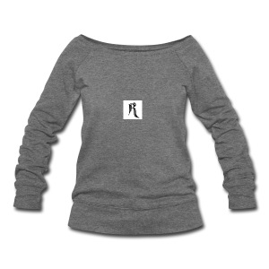Rielle - Women's Wideneck Sweatshirt