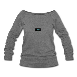 Gamer4Life Tshirt - Women's Wideneck Sweatshirt
