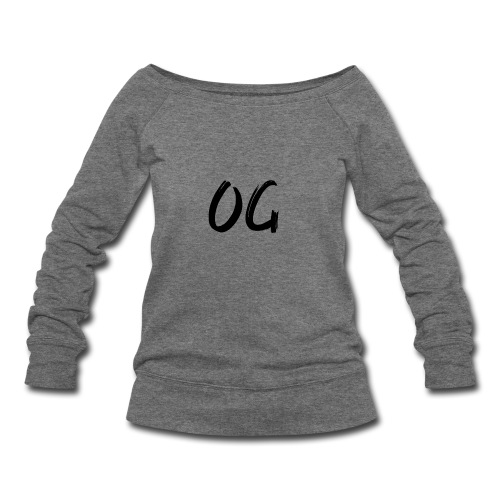 The Og - Women's Wideneck Sweatshirt