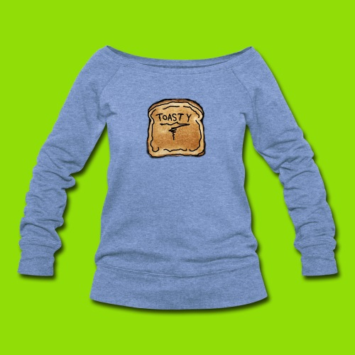 Toasty - Women's Wideneck Sweatshirt