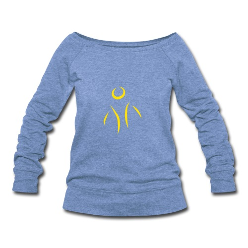 Little Survivors Support Logo - Women's Wideneck Sweatshirt