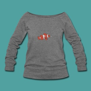 fisheye - Women's Wideneck Sweatshirt