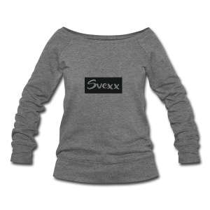 Svexx - Women's Wideneck Sweatshirt