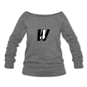 Jack Wide wear - Women's Wideneck Sweatshirt
