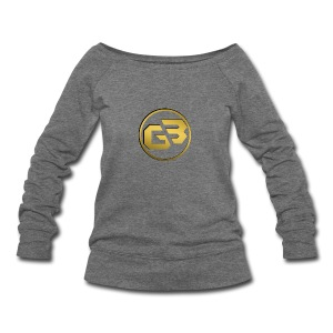 Premium Design - Women's Wideneck Sweatshirt