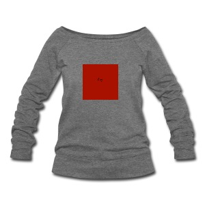CBW Merch - Women's Wideneck Sweatshirt