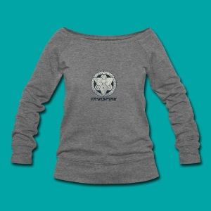 Sacred Geometry - Women's Wideneck Sweatshirt
