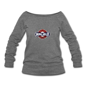 logo - Women's Wideneck Sweatshirt