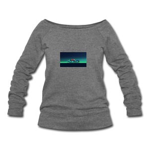 The Pro Gamer Alex - Women's Wideneck Sweatshirt