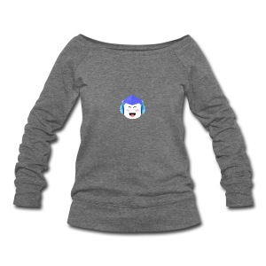 swag star - Women's Wideneck Sweatshirt