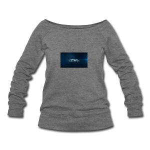 XBN CLAN - Women's Wideneck Sweatshirt