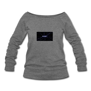 Nc Bassin Tv - Women's Wideneck Sweatshirt