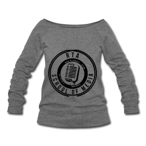 RTA School of Media Classic Look - Women's Wideneck Sweatshirt