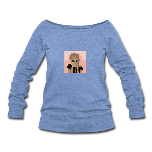 PHotograph 21C0E453 - Women's Wideneck Sweatshirt