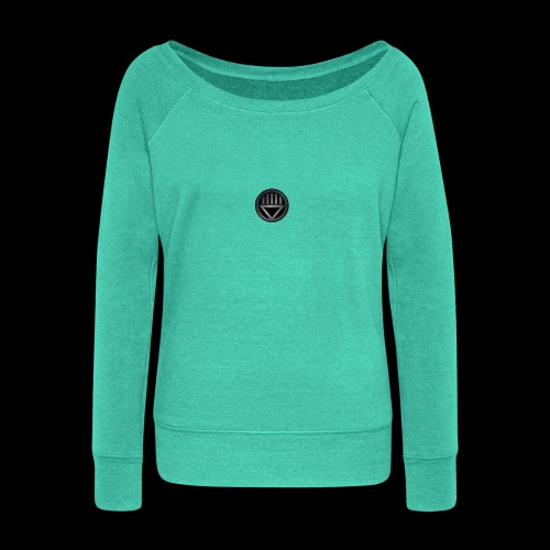 Knight654 Logo - Women's Wideneck Sweatshirt