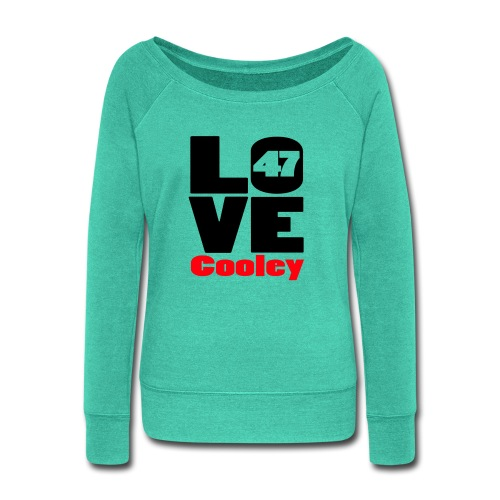 lovecooley - Women's Wideneck Sweatshirt