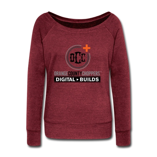 occ plus - Women's Wideneck Sweatshirt