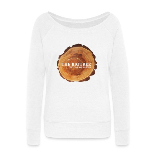 Big Tree Kids & Babies - Women's Wideneck Sweatshirt