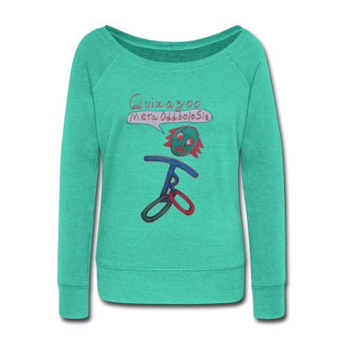 MetaOddboloSisFull - Women's Wideneck Sweatshirt