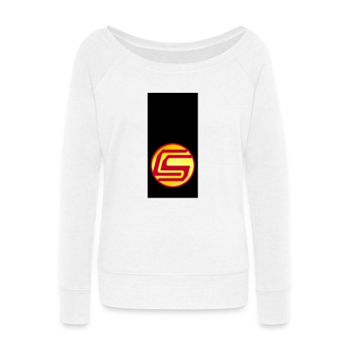 siphone5 - Women's Wideneck Sweatshirt