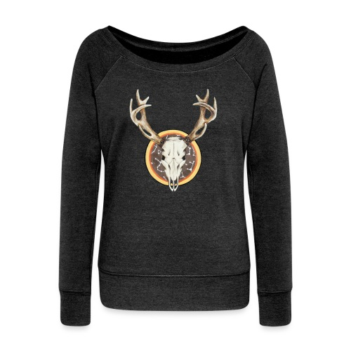 Death Dearest - Women's Wideneck Sweatshirt