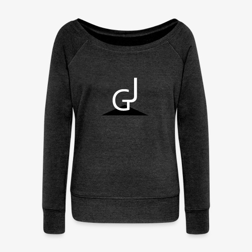 James Garlimah Logo - Women's Wideneck Sweatshirt