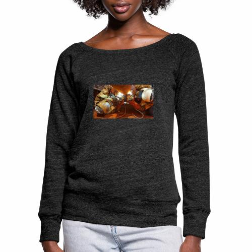 Pipeliners Down Under - Women's Wideneck Sweatshirt