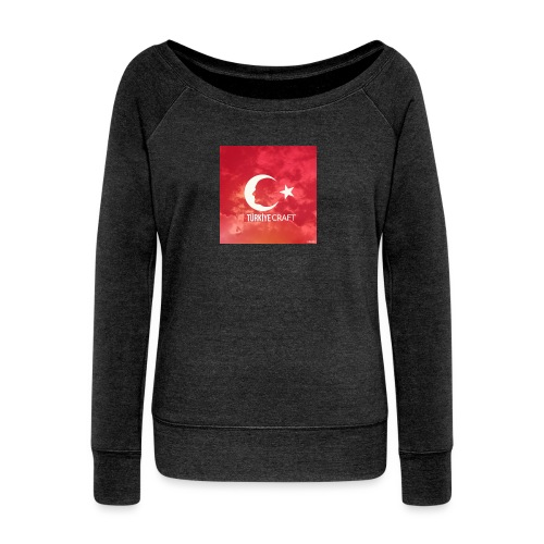 TurkiyeCraft - Women's Wideneck Sweatshirt