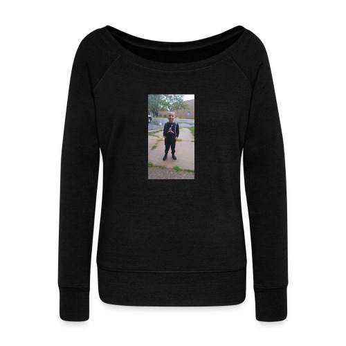 Angelo Clifford Merch - Women's Wideneck Sweatshirt