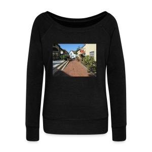 Historic Village - Women's Wideneck Sweatshirt