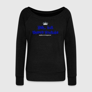 Dysfunctional Glamour Apparel! - Women's Wideneck Sweatshirt