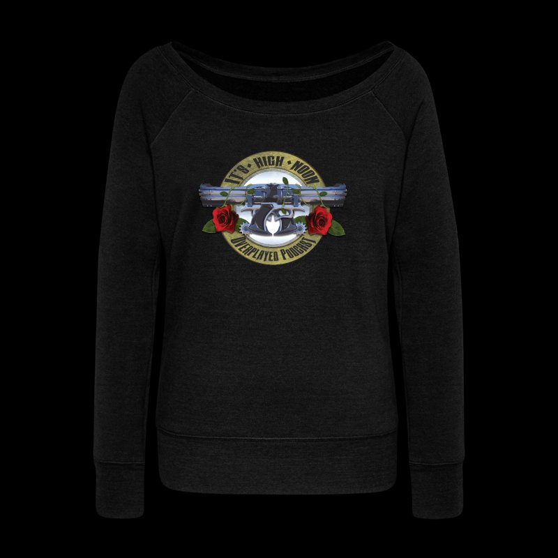 Overplayed - It's High Noon - Women's Wideneck Sweatshirt